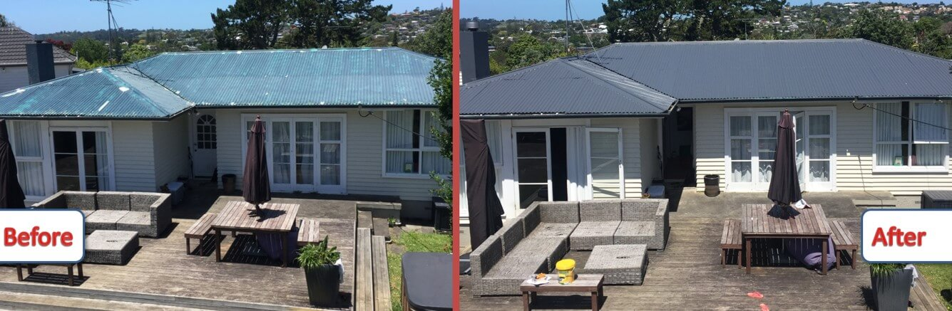 Home 5 Star Roof Painting Auckland