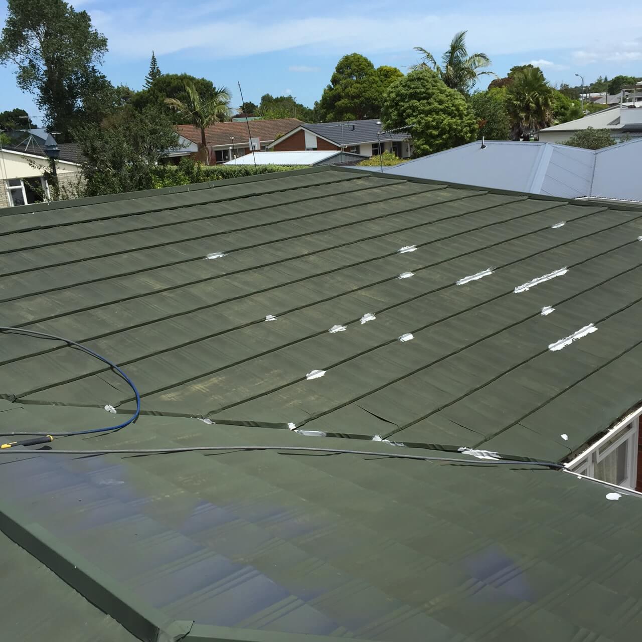 Portfolio 5 Star Roof Painting Auckland